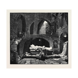 Romeo and Juliet at the Lyceum Theatre Giclee Print