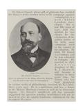 Sir Ernest Cassel Giclee Print