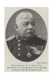 Rear-Admiral H J Raby Giclee Print