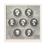 Portraits of the Royal Children Giclee Print