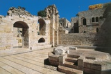 Ruins of Hurva Synagogue Photographic Print