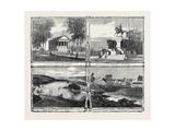 The Civil War in America Giclee Print