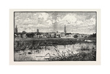 Stamford Is a Town and Civil Parish on the River Welland in the South Kesteven District of the Coun Giclee Print