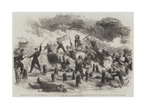 The Civil War in America Giclee Print