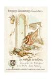 Savignac De Balaguer Giclee Print