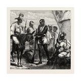 Senegambian People. as a Political Unit Giclee Print