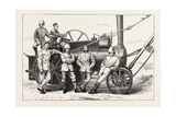 The Ashantee War: Uniform of Royal Engineers Destined for the Scene of Action Giclee Print