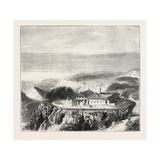 The Ashantee War: Ascension Island Giclee Print