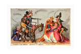 Taming of the Shrew Giclee Print
