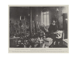 The Death of Professor Virchow Giclee Print