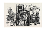 The Fatal Explosion at Trimdon Colliery Giclee Print
