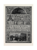 The Paris International Exhibition of 1867 Giclee Print