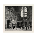 The New Law Courts at Birmingham Giclee Print