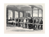 The Cotton Famine Giclee Print