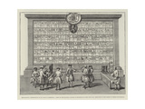 The Masonic Celebration at St Paul's Cathedral Giclee Print