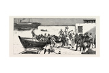 The Rebellion in the Soudan (Sudan) with Baker Pasha's Expedition to Relieve Tokar Giclee Print