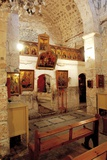The Interior of the Church of the Greek Orthodox St Sergius and Bacchus Monastery (Sarkis) Photographic Print
