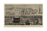The Pilgrimage to Mecca Giclee Print