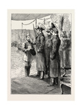 The Prince of Wales in Sweden Giclee Print
