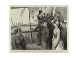 The Prince of Wales and the Swedish Royal Family at the Royal Swedish Yacht Club Regatta Giclee Print