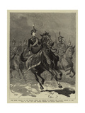 The Silver Wedding of the Imperial Prince and Princess of Germany Giclee Print
