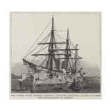 The United States Cruiser Chicago Giclee Print
