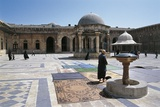 Umayyadof of Aleppo Mosque or Great Mosque of Aleppo (Unesco World Heritage List Photographic Print