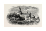Vadstena Castle Giclee Print