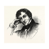 Washington Irving Giclee Print