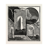 Yellowstone National Park Giclee Print