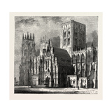 York Minster Giclee Print