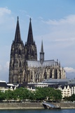 View of Cologne Cathedral (Unesco World Heritage List Photographic Print