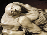 Veiled Christ Giclee Print