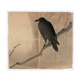 Yanagi Ni Karasu Giclee Print