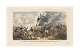 Fort Moultrie on Sullivan's Island Near Charleston, June 28th 1776, 1875 Giclee Print