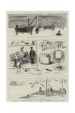 Torpedo and Mining Operations by the British Mediterranean Fleet at Corfu Giclee Print