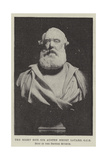 The Right Honourable Sir Austen Henry Layard, Gcb, Bust in the British Museum Giclee Print