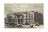 Proposed New Buildings of the General Post-Office, St Martin'S-Le-Grand Giclee Print