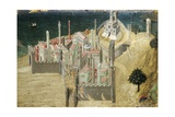 City by Sea, by Ambrogio Lorenzetti (1290-Ca 1348) Tempera and Gold on Wood, 22.5X33.5 Cm Giclee Print
