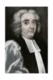 George Berkeley (1685 AI 1753), known as Bishop Berkeley. Anglo-Irish Philosopher Giclee Print