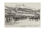 Vina Del Mar Race Course, Near Valparaiso, the Ramadas Overlooking the Course Giclee Print