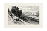 Nova Scotia, Valley of the Gaspereau, Canada, Nineteenth Century Giclee Print