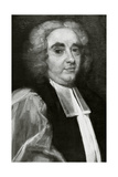 George Berkeley (1685-1753), known as Bishop Berkeley. Anglo-Irish Philosopher. Giclee Print