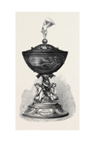 The Queen's Cup Won by Mr. Johnson's Audax at the Royal Western Yacht Club Regatta Giclee Print