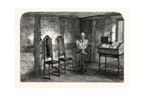The Room Where Shakespeare Was Born, Stratford Upon Avon, Stratford-Upon-Avon, Uk Giclee Print