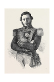 General Don Justo Jose De Urquiza, Governor of the Province of Entre Rios Giclee Print