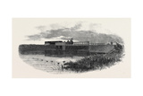 The Oxford and Birmingham Railway: Bridge over the Reservoir, at Solihull, 1852 Giclee Print