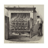 Roasting Fifty-Six Geese at Once for the Inmates of the Old Men's Hospital, Norwich Giclee Print