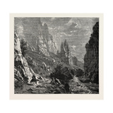 The Region Takes its Name from the Balkan Mountains in Bulgaria and Serbia Giclee Print