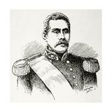 Susuga Malietoa Laupepa (18411898) Was the Ruler (Malietoa) of Samoa. Giclee Print